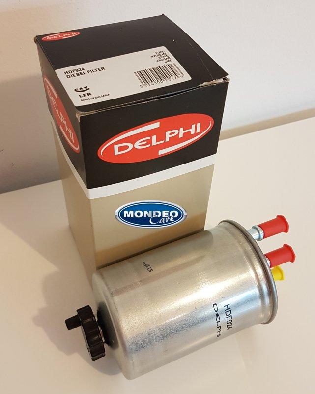 Palivový filtr DELPHI HDF924