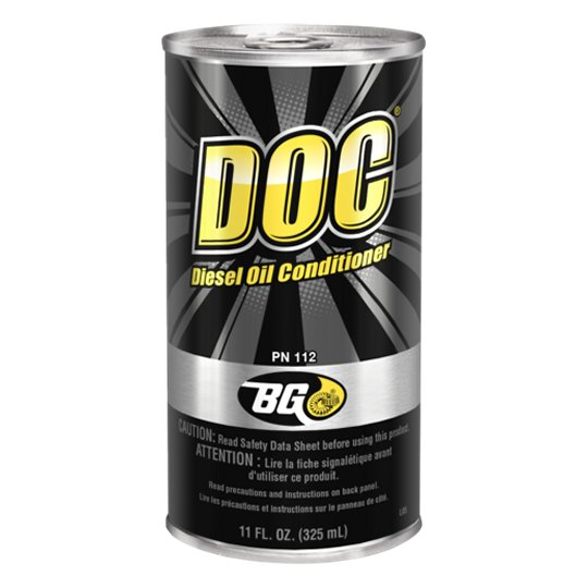 BG 112 DOC - aditivum motorových olejů - diesel